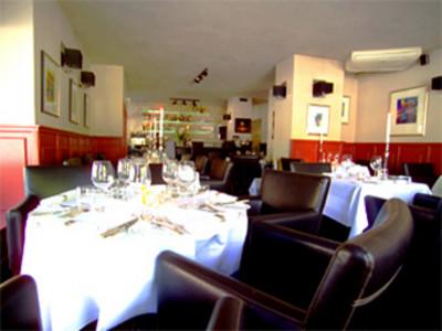Eau de Vie. Ресторан на западе города (Амстердам)