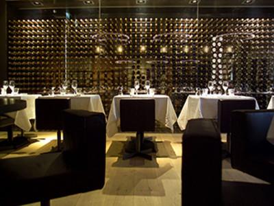 Gustavino. Ресторан винотека (Амстердам)