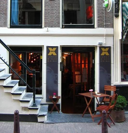 Café Brix   для общения (Амстердам)