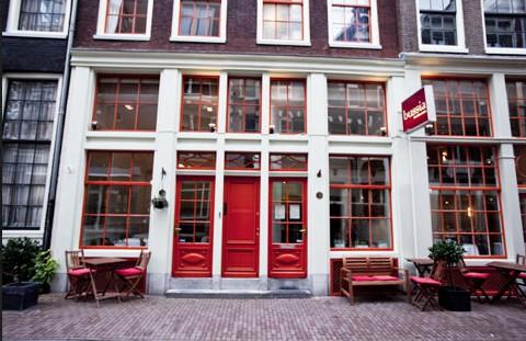 Bussia   итальянский ресторан в Амстердаме