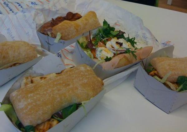 Традиционный амстердамский бутерброд