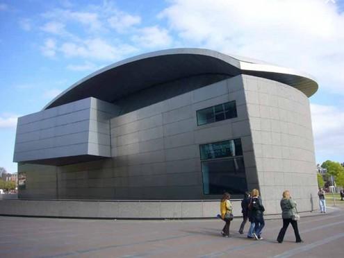Музей Винсента Ван Гога / Van Gogh museum (Амстердам)