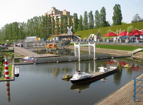 Парк Мадуродам / Madurodam (Гаага)