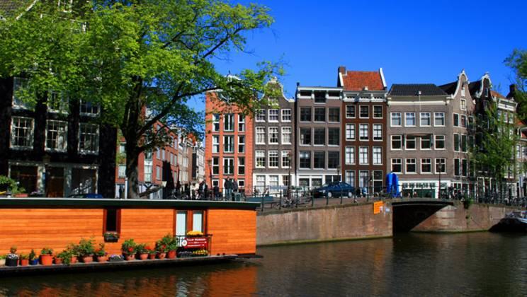 10 вещей, которые мы сделали за день (Амстердам)