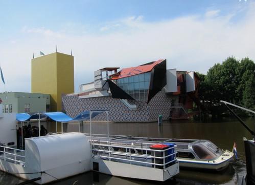 Гронингер музей / Groninger museum (Гронинген)