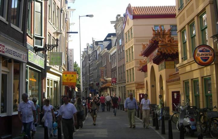 Китайский квартал / China Town (Амстердам)