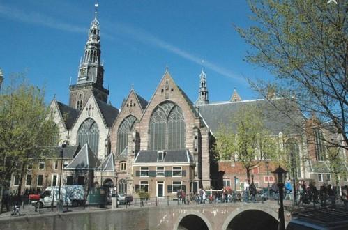 Аудекерк (Старая церковь) / Oude Kerk (Амстердам)
