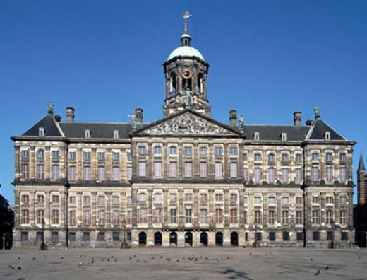 Королевский Дворец / Koninklijk Paleis. Астердам