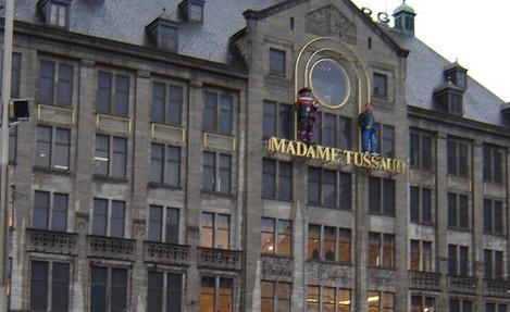 Музей мадам Тюссо. Амстердам