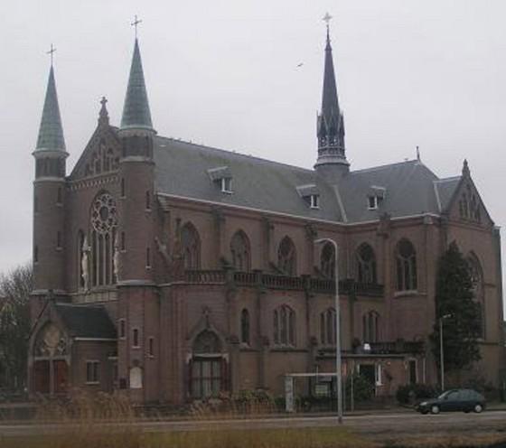 Церковь Св.Иосифа. Алкмар