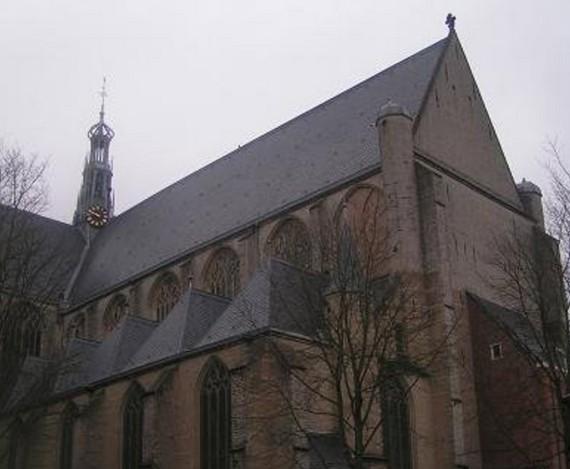 Большая церковь. Алкмар