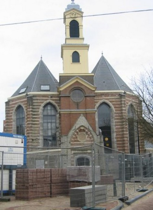 Новая Церковь. Дордрехт