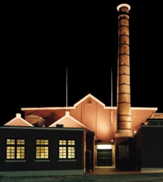 Завод и музей ламп накаливания Philips. Эйндховен