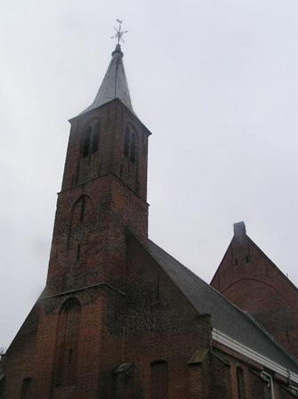 Валлонская церковь. Харлем