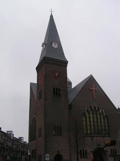 Церковь Вильгельмины. Харлем