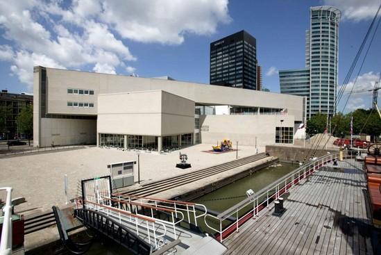 Морской музей. Роттердам