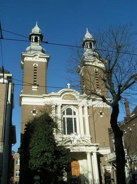 Парадьискерк. Роттердам