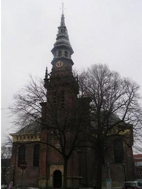 Новая Церковь / Nieuwe Kerk. Харлем