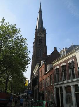 Церковь Мария ван Джесси. Делфт