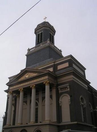 Церковь Hartebrugkerk. Лейден