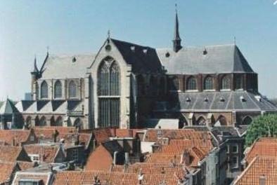 Церковь Св. Петра. Лейден
