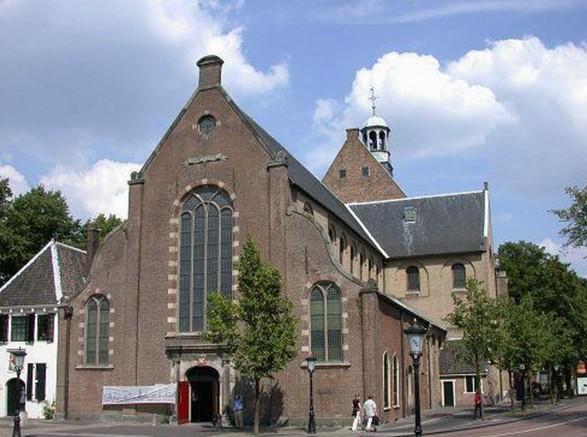 Церковь Св.Яна. Утрехт