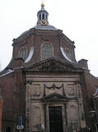 Церковь Марекерк. Лейден