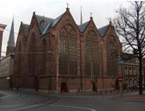 Монастырская церковь. Гаага