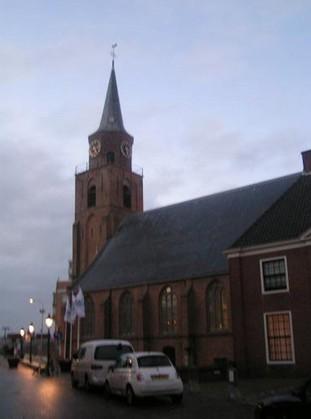 Аудекерк (Старая церковь). Схвенинген