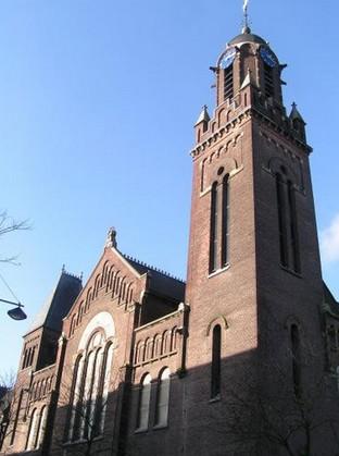 Ремонстранткерк. Роттердам