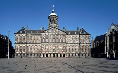 Королевский Дворец. Амстердам