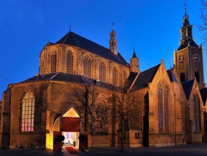 Большая церковь. Гаага