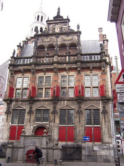 Старая ратуша. Гаага