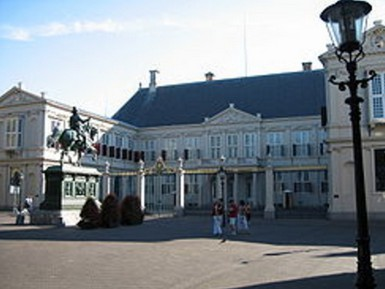 Дворец Ноордейнде. Гаага