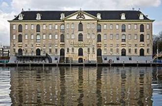 Нидерландский музей мореплавания. Амстердам
