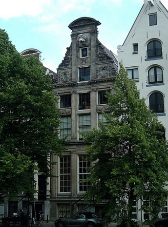 Дом Марселя. Амстердам