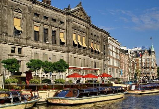 Музей Алларда Пирсона. Амстердам