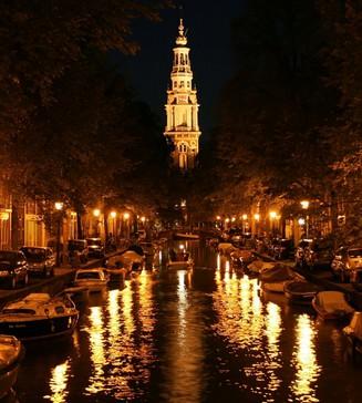 Зюйдекерк (Южная церковь). Амстердам