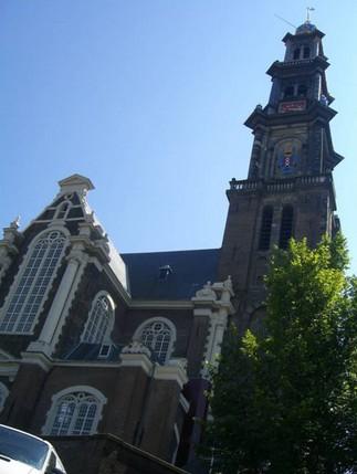 Вестеркерк (Западная церковь). Амстердам