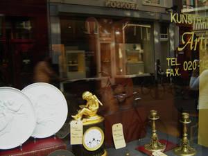 Антикварный район. Амстердам