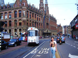 Дизайнерская одежда. Амстердам