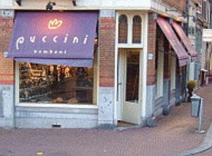 Puccini Bomboni для сладкоежек. Амстердам