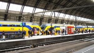 ЖД-сообщение между Голландией и Бельгией