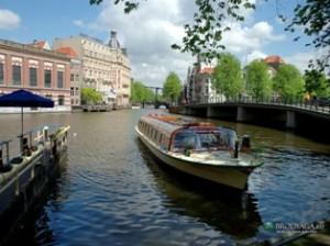 Правоохранители Голландии обеспокоены туристами-«летунами»
