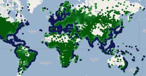 Голландия окажется среди пострадавших от повышения уровня Мирового океана