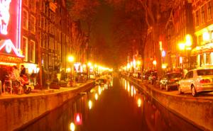 В Голландии клиенты квартала «Красных фонарей» понесут ответственность