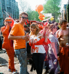 В Нидерландах прошли празднования Дня короля